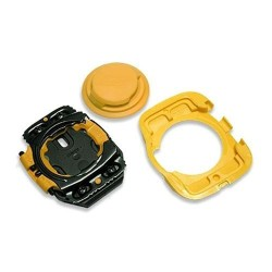 Tacchette Speedplay Zero Aero Walkable Cleats. Con protezione in gomma.