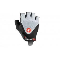 Guanto Corto Castelli Arenberg Gel 2 Glove White