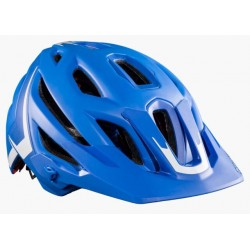 Casco Mountain Bike Bontrager Lithos Blue