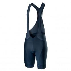 Pantalone Corto Castelli Italia 20 Bibshort Infinity Blue