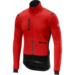 Giacca Invernale Castelli Alpha Ros Jacket Red 2020