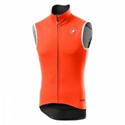 Gilet Castelli Perfetto Ros Vest Arancione 2019