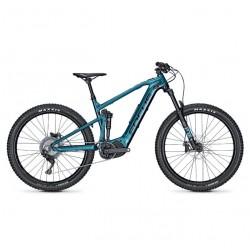 "Bici elettrica Focus Jam 6.8 Plus Taglia L Petrol 27.5"""