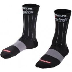 "Calza Estiva Bontrager Trek-Segafredo RSL 5"" Sock Black"