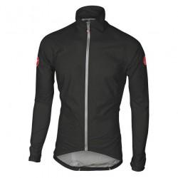 Giacca Antipioggia Castelli Rain Jacket Black 2019