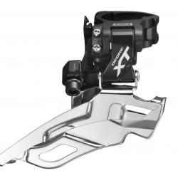 Deragliatore Anteriore Shimano XT 3-10 Speed Attacco a Collarino.