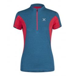 T-shirt da donnna Montura Track Zip