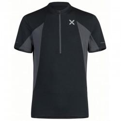 T-shirt Uomo Montura Track Zip